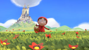 Revolting Rhymes still